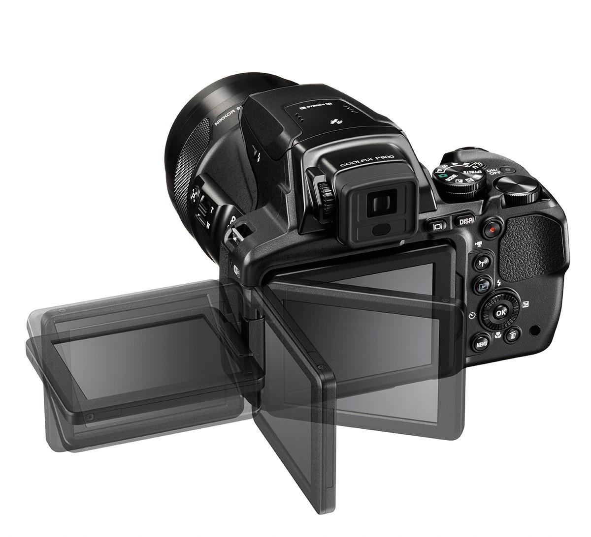 Nikon coolpix p900 test complet appareil photo - Boulanger appareil photo numerique ...