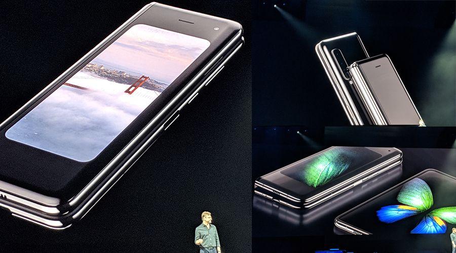 Les premiers déboires de l'écran pliable — Samsung Galaxy Fold