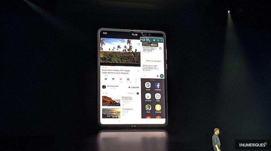 Plusieurs Samsung Galaxy Fold tombent en panne après 1 jour d'utilisation
