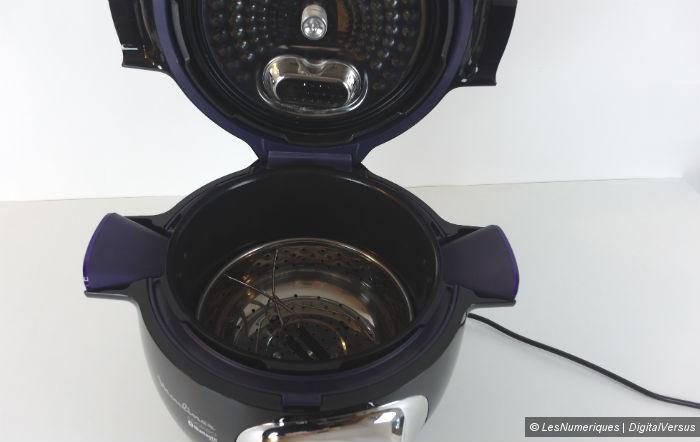moulinex cookeo connect ce703800 test complet divers. Black Bedroom Furniture Sets. Home Design Ideas