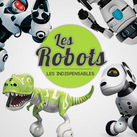 Robots-jouets : les indispensables de Noël