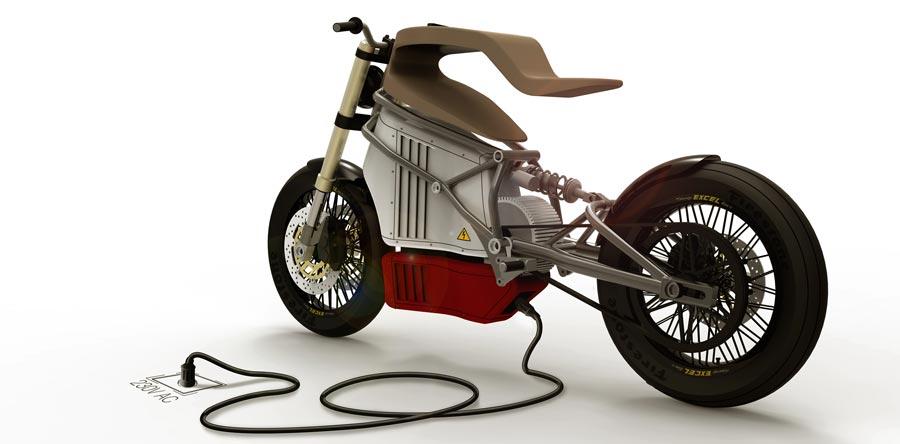 la e raw une moto fran aise 100 lectrique interview les num riques. Black Bedroom Furniture Sets. Home Design Ideas