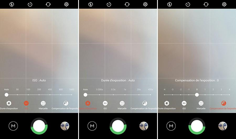 Photographier avec son smartphone – Utiliser le mode manuel