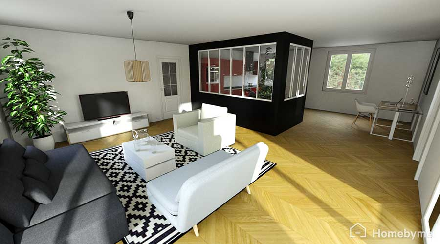 homebyme quand la vr rencontre l 39 architecture d 39 int rieur. Black Bedroom Furniture Sets. Home Design Ideas