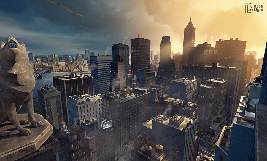 Backlight : l'un des meilleurs créateurs de réalités virtuelles est français