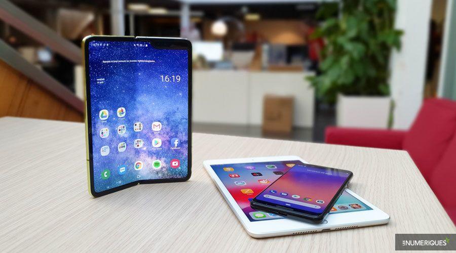 Xperia F : Sony pourrait lancer un smartphone pliable 5G à la fin 2019