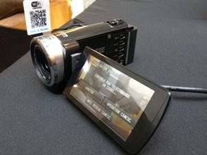 JVC Cam Wifi