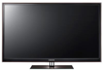 test tv samsung ps51d550 un plasma 3d petit prix les num riques. Black Bedroom Furniture Sets. Home Design Ideas
