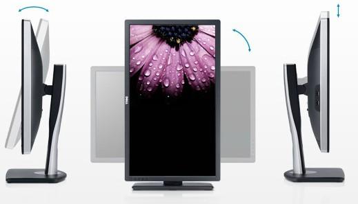 Dell ultrasharp u2713hm nouveau moniteur 27 pouces en for Dalle ips 27 pouces