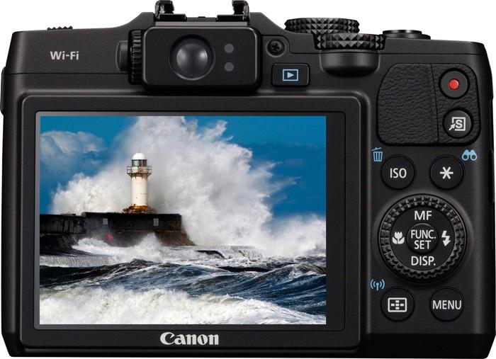 PowerShot G16, le nouveau compact expert de Canon