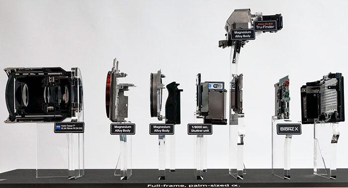 """Sony A7 et A7R, hybrides 24x36mm et """"démocratiques"""""""