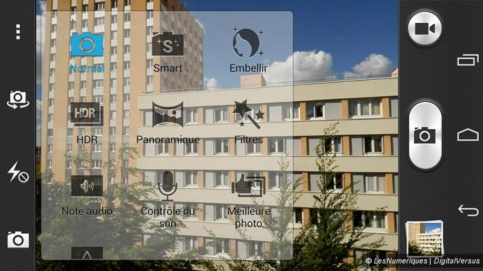 Huawei Ascend P7 : le test photo - Les Numériques
