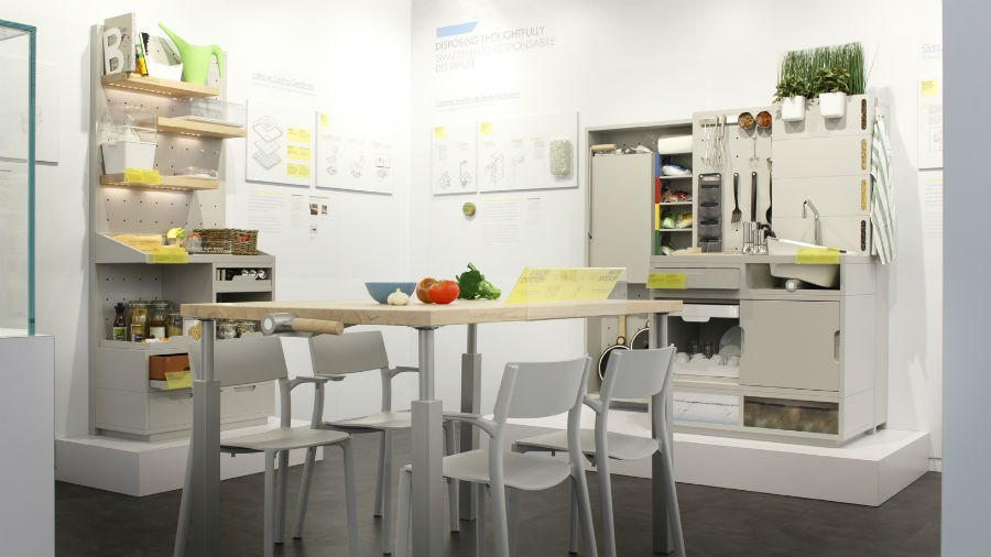 Gut gemocht Concept Kitchen 2025 : la cuisine connectée d'Ikea XN43