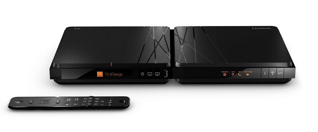 nouvelle livebox disponible le 19 mai orange augmente. Black Bedroom Furniture Sets. Home Design Ideas