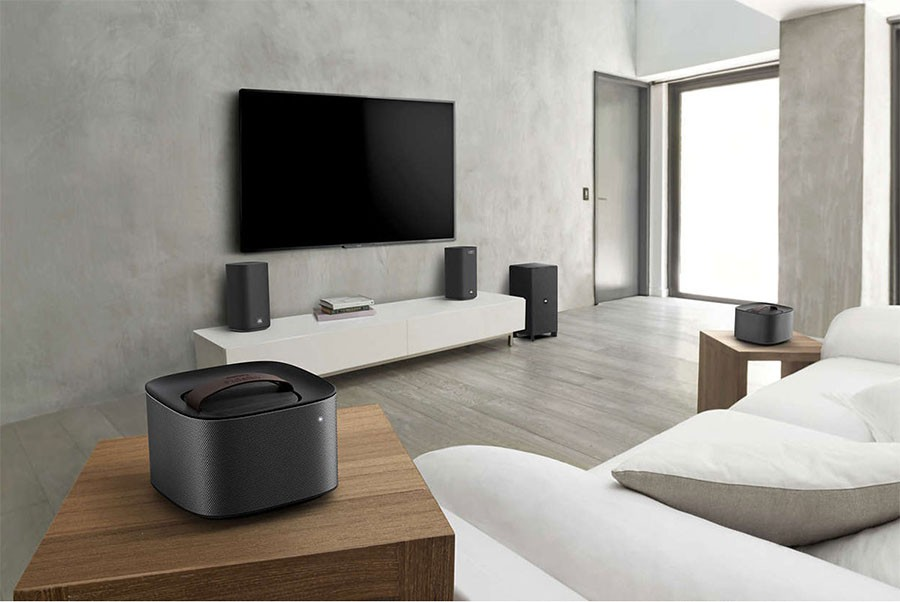 Philips Renouvelle Son Kit Home Cinema Modulable Avec Le