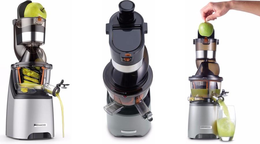 kenwood pure juice pro jmp800si : un extracteur de jus très lent