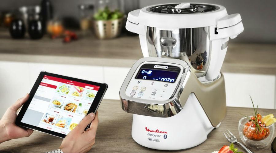 Sondage le smartphone ou la tablette en cuisine vous for Cuisine 3d tablette