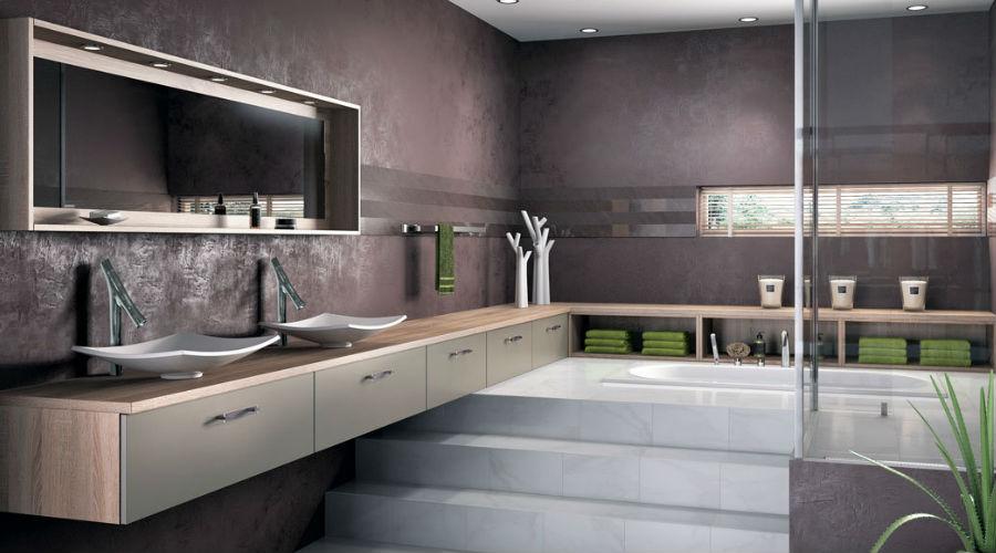google s 39 int resse la salle de bain connect e. Black Bedroom Furniture Sets. Home Design Ideas