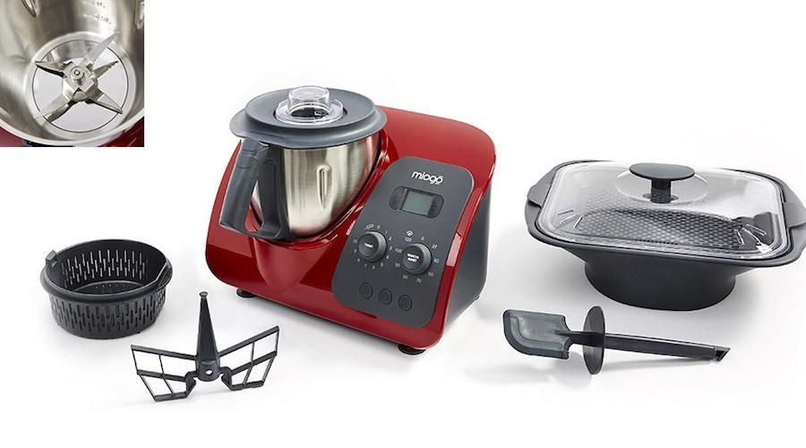 miogo maestro le robot cuiseur multifonction de boulanger. Black Bedroom Furniture Sets. Home Design Ideas