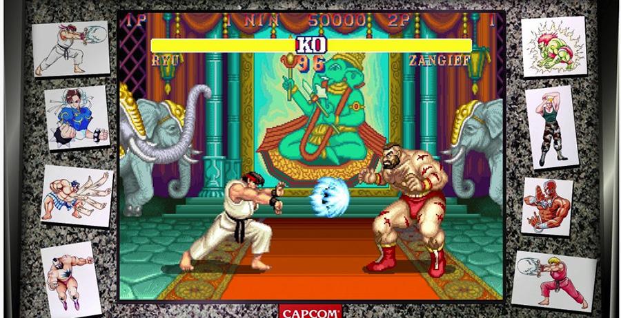 """Street Fighter : une collection """"ultime"""" pour les 30 ans de la série"""
