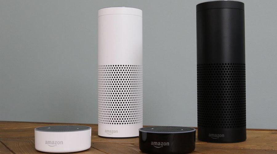 la reconnaissance vocale arrive sur l 39 application android alexa les num riques. Black Bedroom Furniture Sets. Home Design Ideas