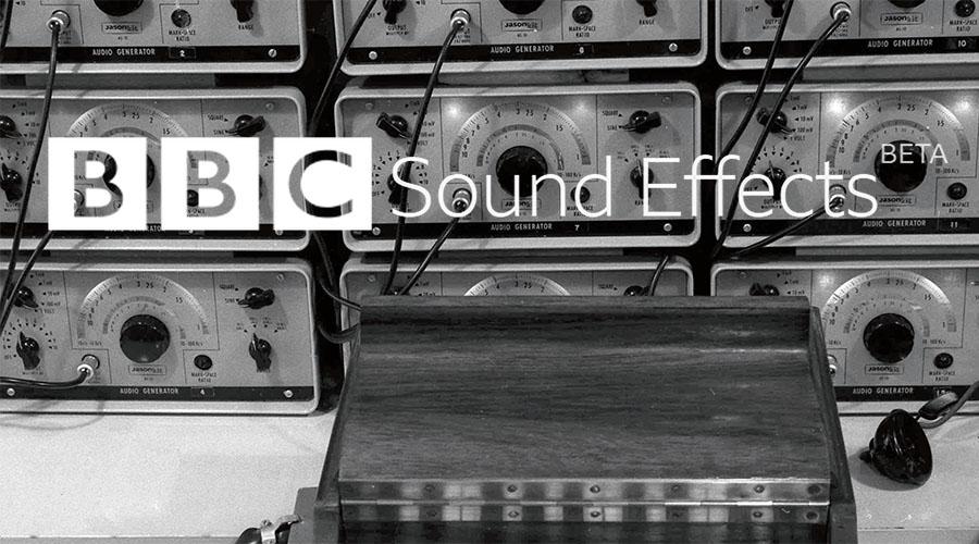 La BBC met en ligne 16 000 de ses effets sonores