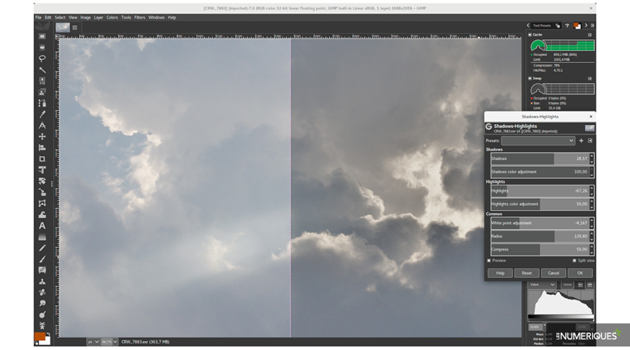 Gimp 2.10.0 : les nouveautés de la dernière version