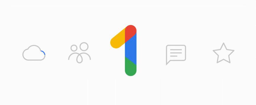 Google One : des offres de stockage en ligne plus compétitives