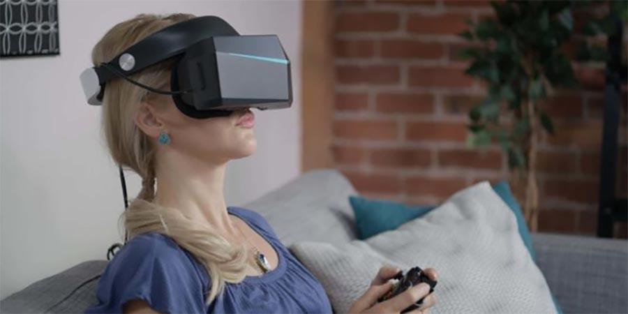 """Le premier casque de VR """"8K"""" arrive sur le marché"""