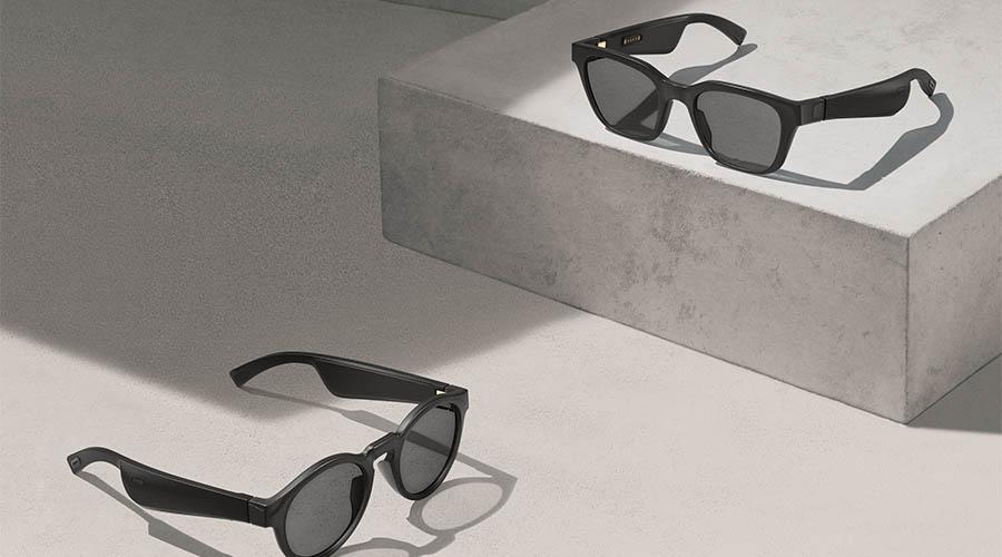 Bose présente ses lunettes sonores, les Frames