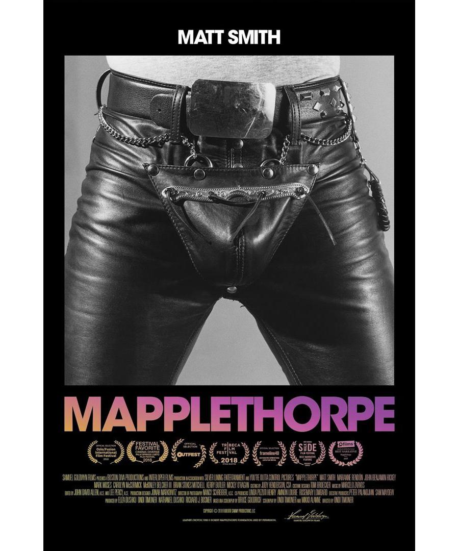 Un biopic sur Robert Mapplethorpe sortira le 1er mars aux USA