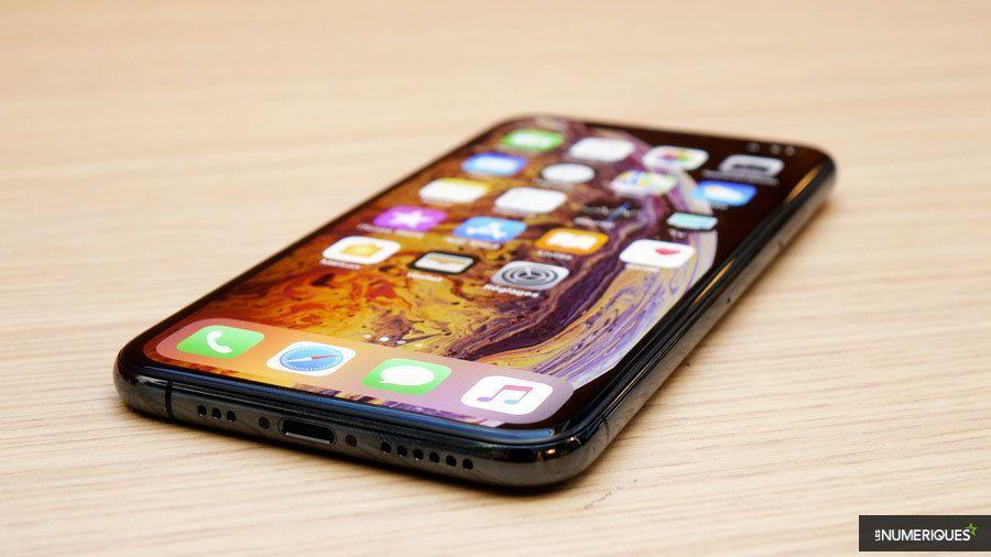 Bon plan – Apple iPhone XS 64 Go à 945 €