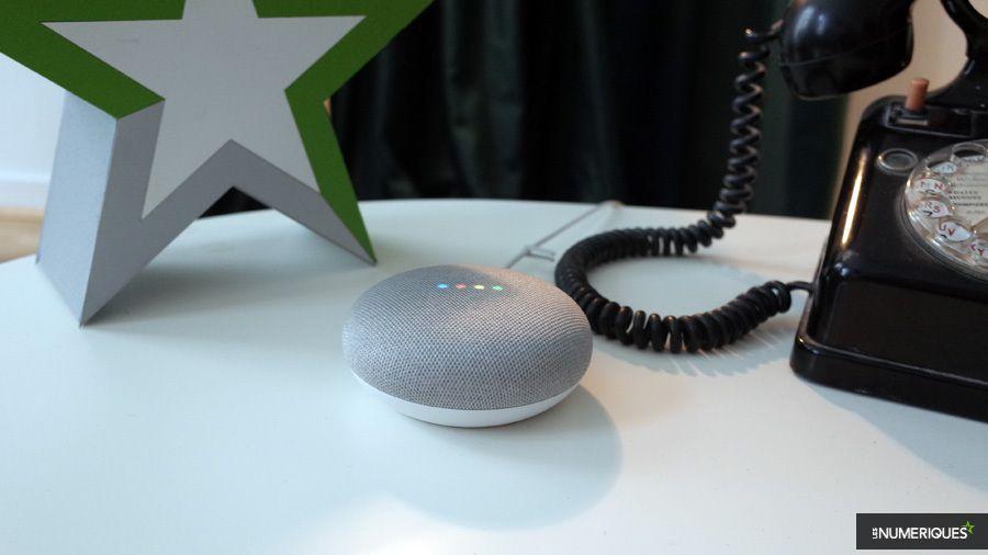 Bon plan – Google Home Mini + Chromecast + 3 Philips Hue à 199,99 €