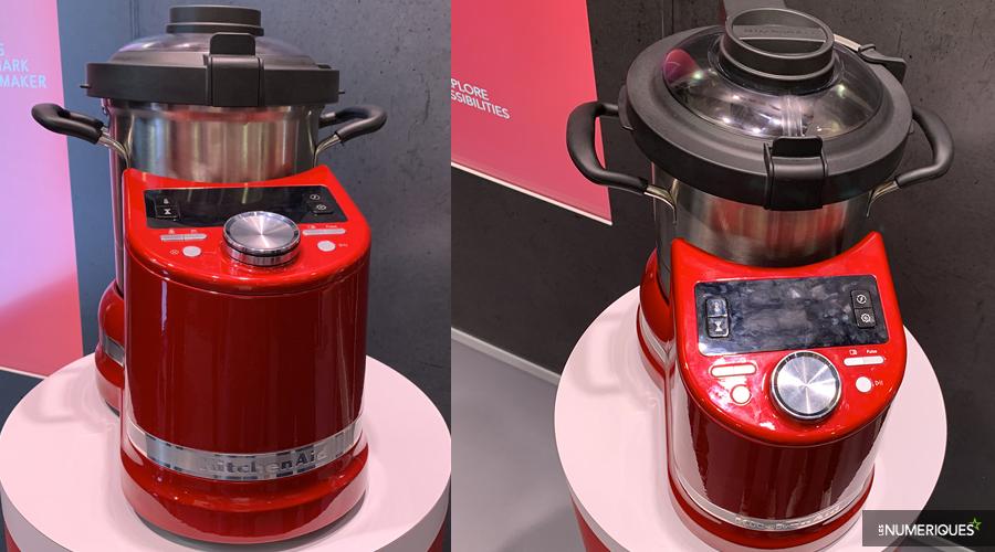 CES 2019 – KitchenAid va lancer son Cook Processor Connect