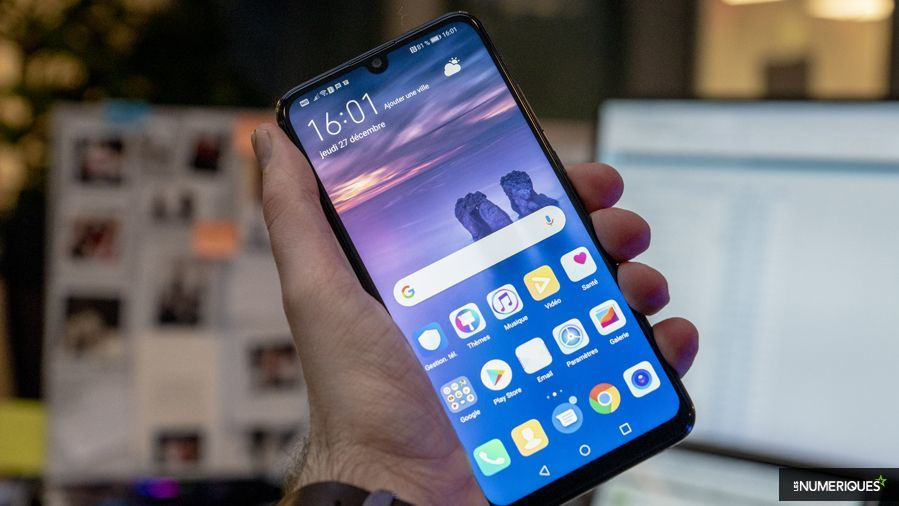 Bon plan – Le Huawei P Smart 2019 à 219 €