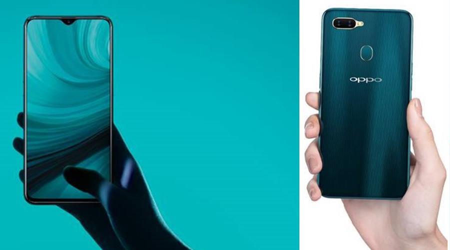 Oppo annonce son AX7 : un smartphone à grosse batterie pour 249 €