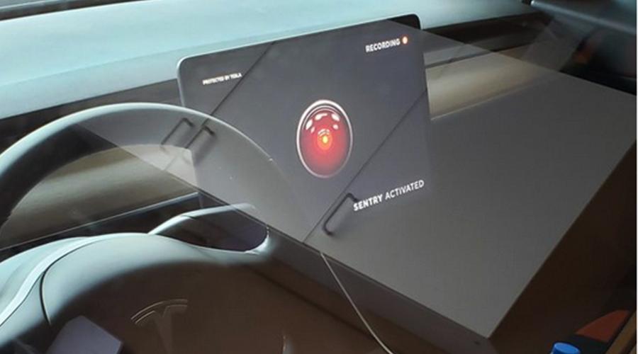 Tesla Model 3 : un mode Sentinelle qui cache une surprise