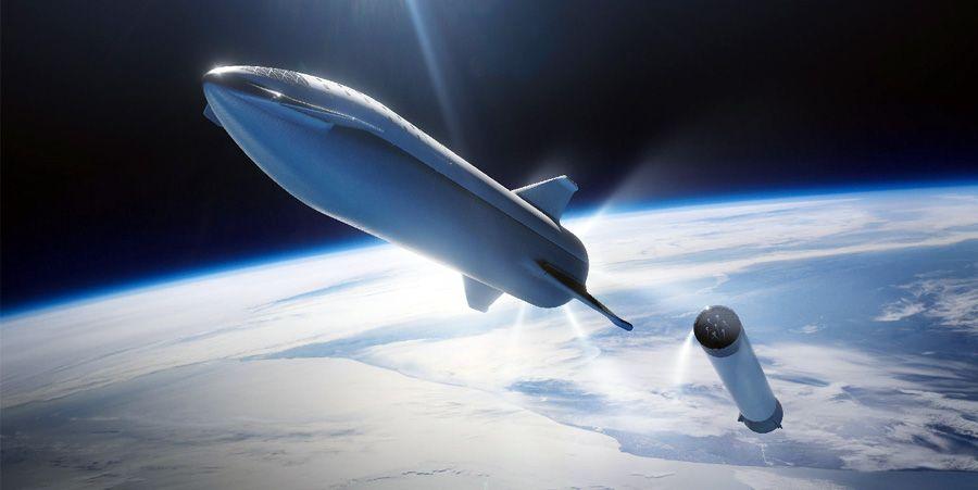 SpaceX : le prototype de Starship va décoller (de quelques mètres)