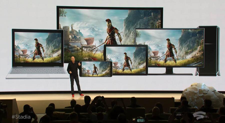 """Google présente Stadia, le cloud gaming qui veut """"tuer les consoles"""""""