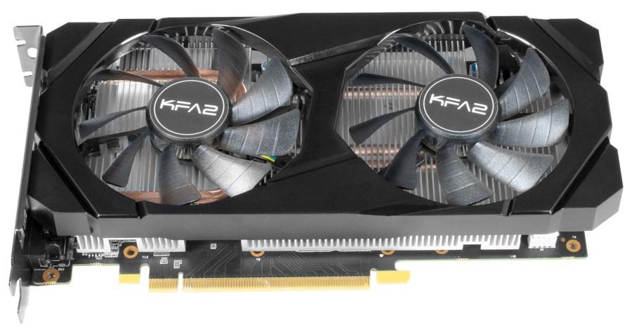 Bon plan – KFA2 GeForce RTX 2060 1-Click OC à 338,31 €