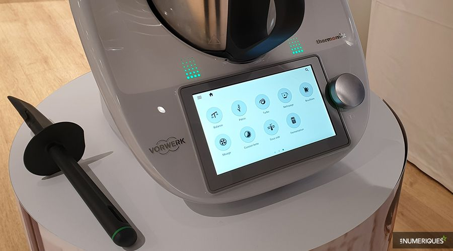 Labo – Les programmes automatiques du Thermomix TM6