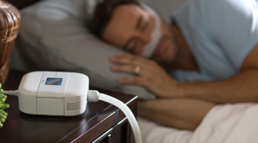 Philips veut limiter la gêne des masques contre l'apnée du sommeil