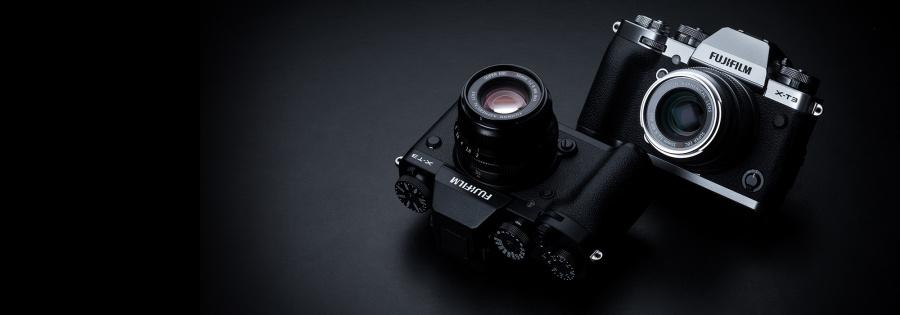Fujifilm met à jour l'autofocus du X-T3 avec le firmware 3.0