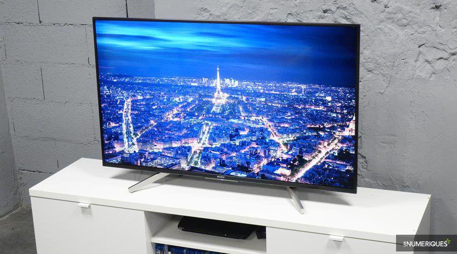 Bon plan – L'excellent TV 4K Sony KD-49XF8505 passe à 799 €