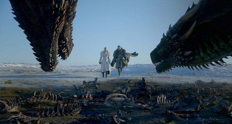 Game of Thrones confirme son statut de champion du piratage