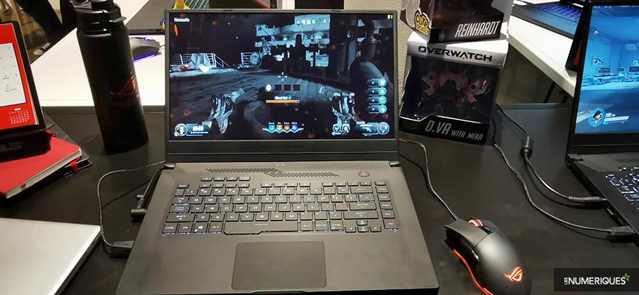 Asus ROG : nouveaux PC gaming en GTX 1660 Ti et recharge USB-C