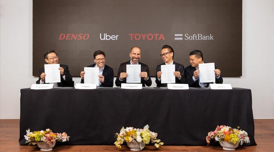 Voiture autonome : Uber lève 1 milliard de dollars pour Uber ATG