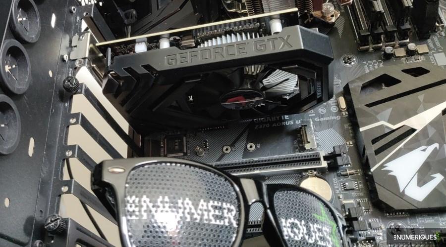 Nvidia GeForce GTX 1650 : le jeu en Full HD à partir de 159 €