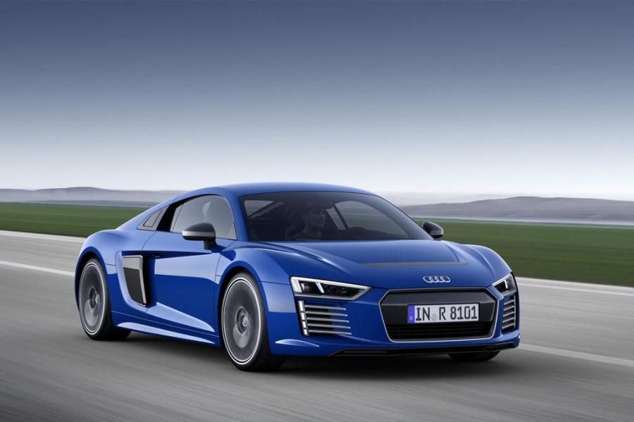 Audi e-tron GTR : la remplaçante de la R8 sera électrique
