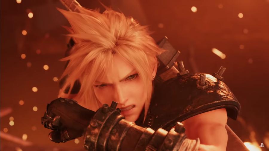 Final Fantasy VII Remake : un nouveau trailer quatre ans après